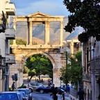 Hadrianstor / Athen