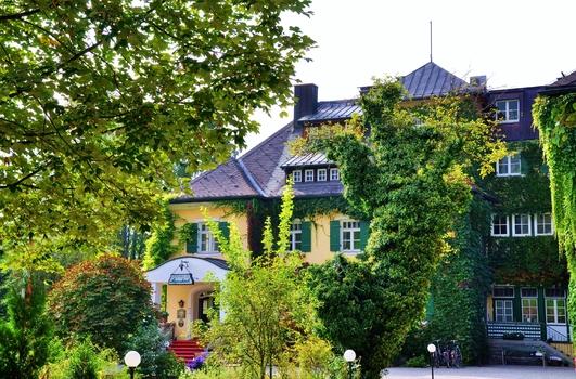 ...zwischen St. Wolfgang u. Strobl - Landhaus zu Appesbach
