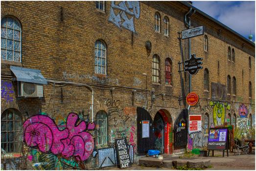 Ausstellung - Kopenhagen