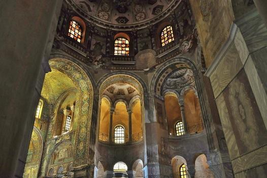 Basilica di San Vitale / Ravenna / Italien