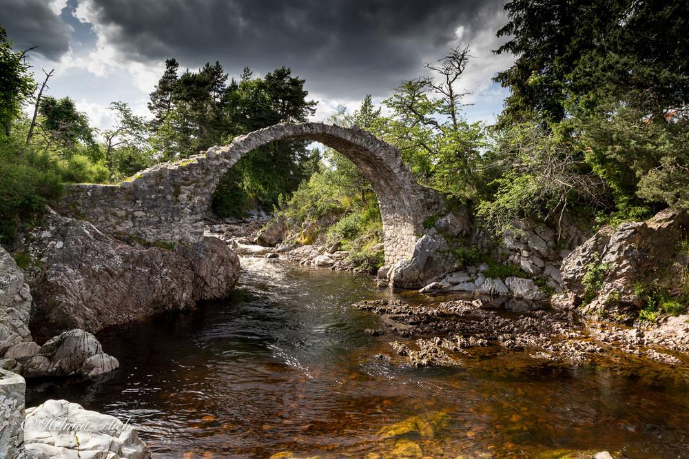 Carrbridge - Schottland