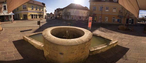 Fürstenfeld Brunnen Ungartor 2