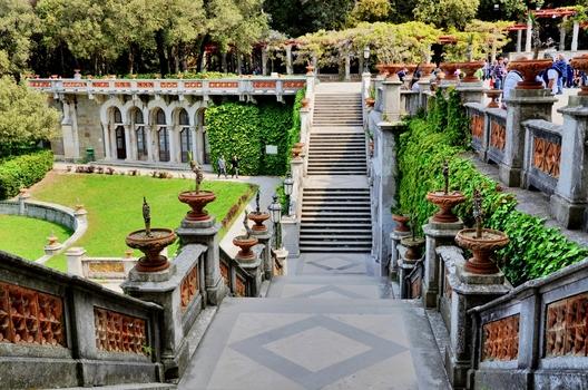 Miramare - Schlosspark / Italien