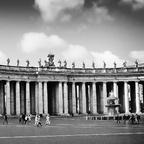 Petersplatz / Vatikan - Rom
