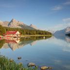 Maligne Lake Boat House II
