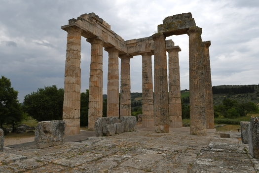 Zeus Tempel (Nemea)