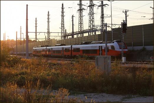 Altes Bahnhofgelände