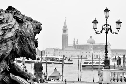 San Giorgio Maggiore / Venedig (2)