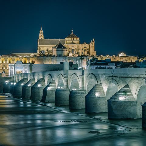 Córdoba bei Nacht