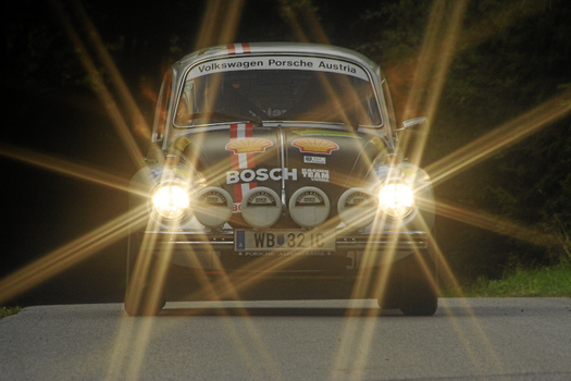 1000 Hügel Rallye - Herbie