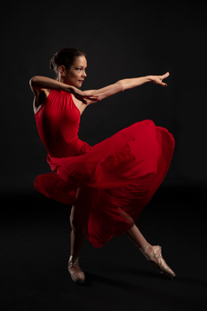 Ballett mit Viktoria