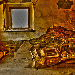 HDR Pic Lost PLaces
