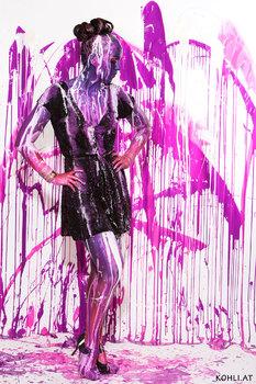 Petra Fashion-Farbschütten