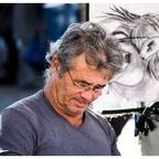 Venice street painter