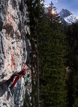 Klettern in Hohlwegen