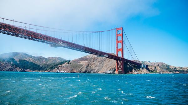 SF1 - Golden Gate Bridge