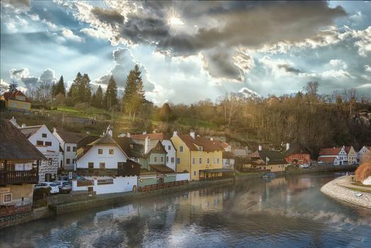 Český Krumlov, Tschechien
