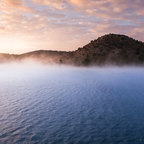 adriatischer Wintermorgen