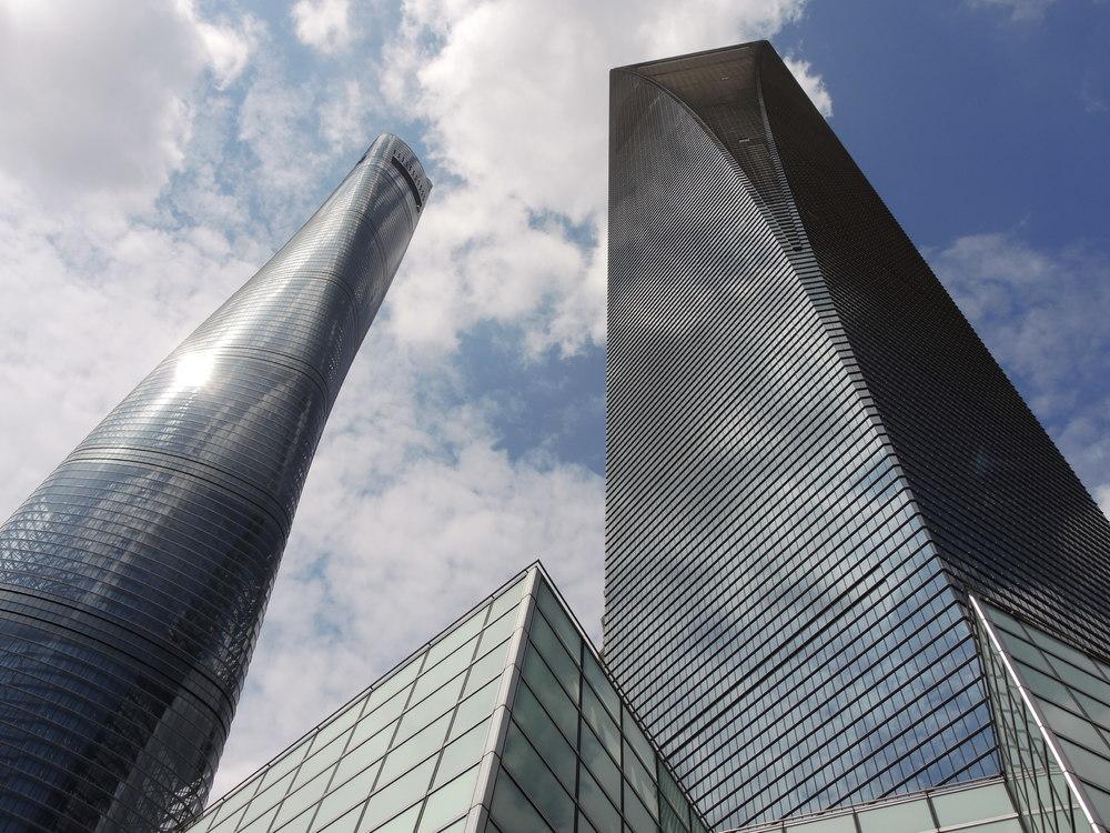 Shanghai's Tallest 2