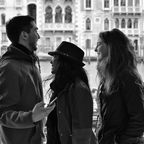 happy in Venice
