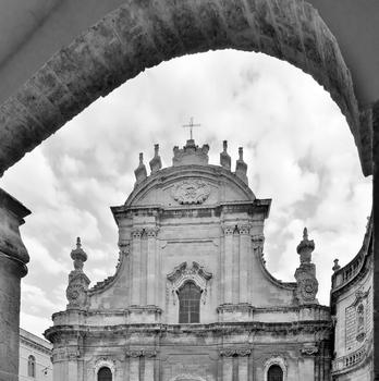 Kathedrale - Monopoli / Apulien / Italien