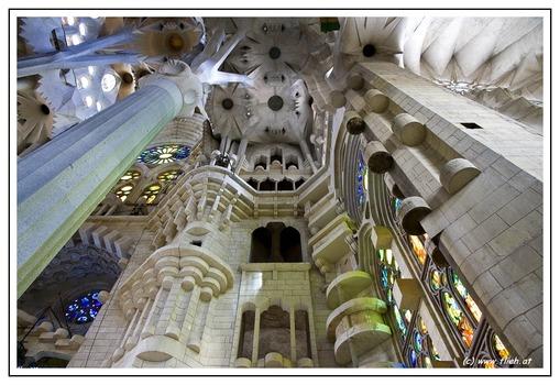 Sagrada Famila, Barcelona