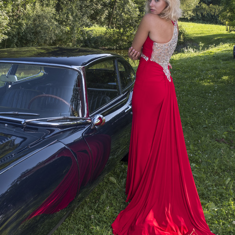 Julia mit Jaguar_004