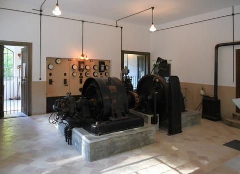 Elektrizitätswerk 1 (Freilichtmuseum Großgmain)