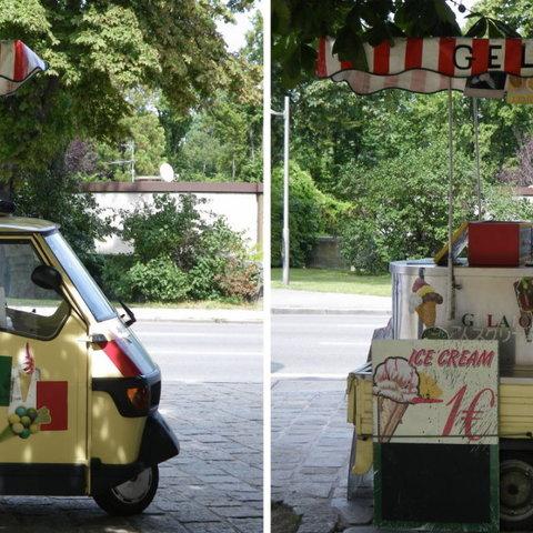 Fehlersuchbild Eiswagen