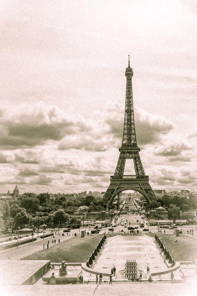 Paris wie früher..