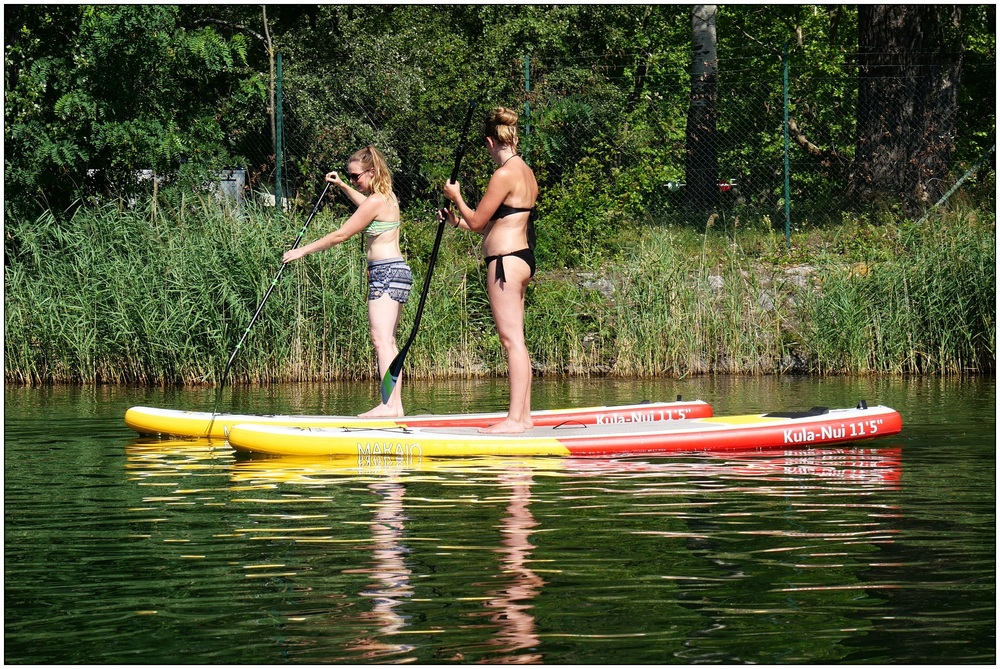 Stand-Up-Paddling