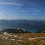 Panorama vom Schafberg