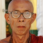 Burmesiser Mönch
