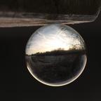 Erstversuch Glaskugel