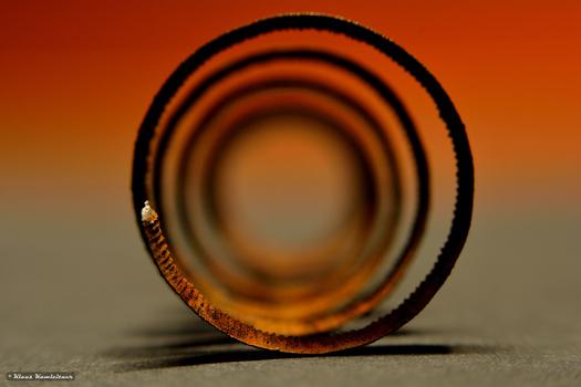 Durch die Spirale