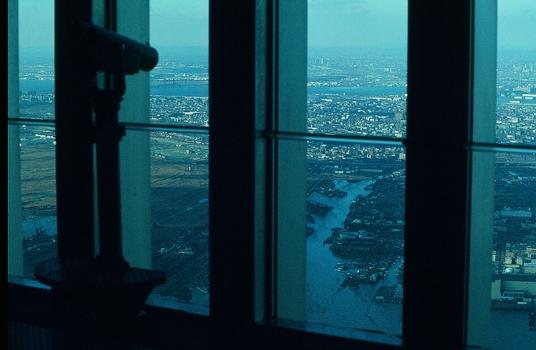 ZEITDOKUMENT - BLICK VOM 9/11 NACH PENNSYLVANIA HINAUS VOR CA. 40 JAHREN