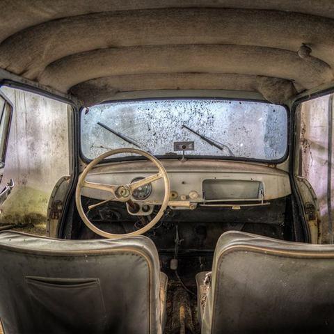 Old Canin Garage #2
