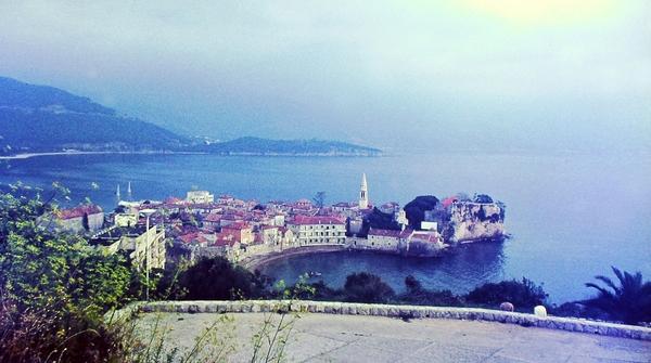 Budva / Montenegro Sept. 1976 (Dia-Scan)