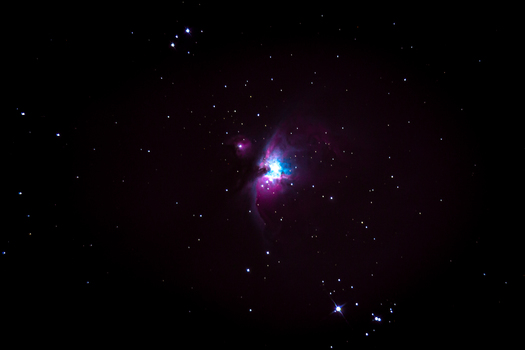 Orionnebel M42