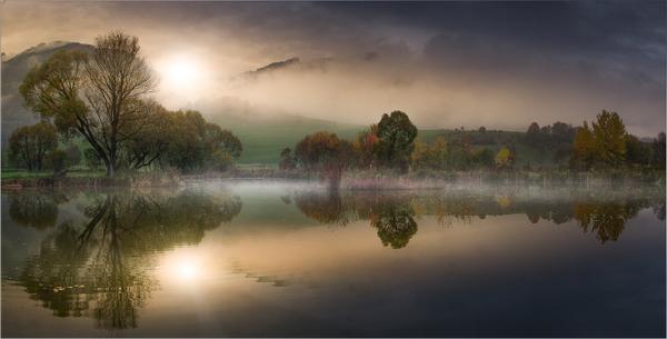 Herbstzeit in Österreich