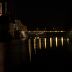 Steyr bei Nacht
