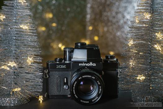 Weihnachten für Minolta Fans