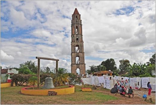 Kuba, Manaca Iznaga