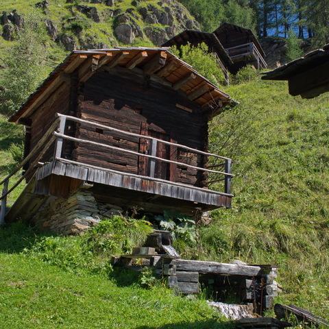 Stockmühlen