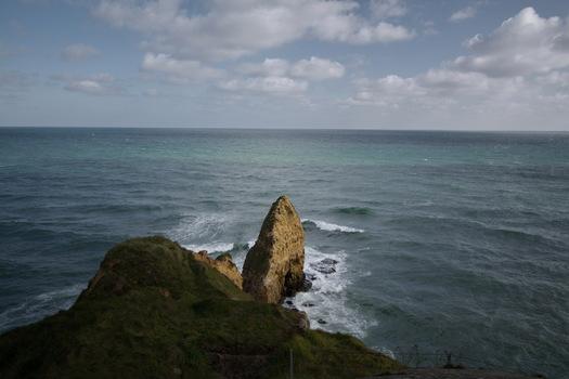 Point du Hoc, Normandie