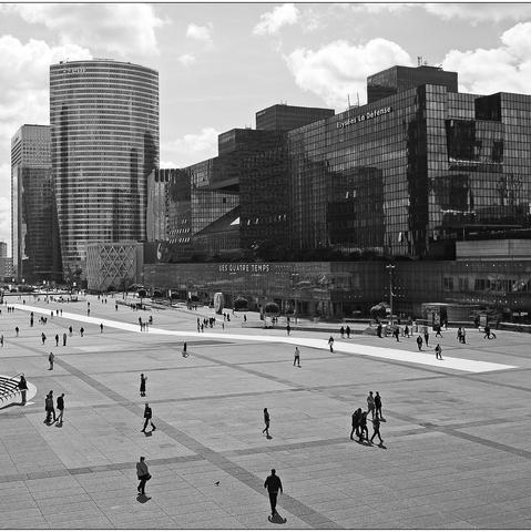 Paris, La Défense