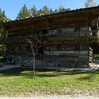 Bauernpeterhaus, Gendarmerieposten (Freilichtmuseum Großgmain)