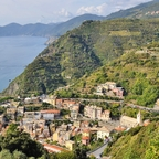 Riomaggiore / Cinque Terre / Ligurien - Italien