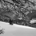 erste Wintertour