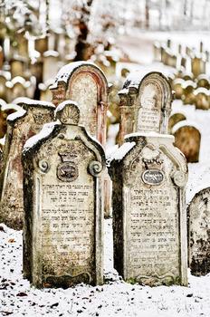 Jüdischer Friedhof 2021